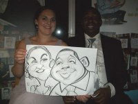 Caricature Artists Bollington Area